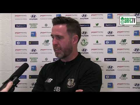 Stephen Bradley | Post Match Interview v Sligo Rovers | 5th July 2019