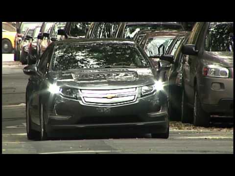 Real World Test Drive Chevy Volt 2011