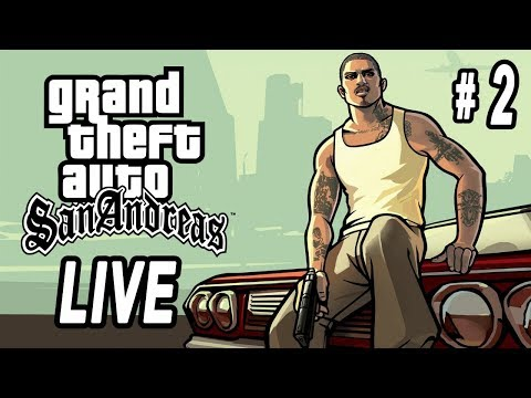 Grand Theft Auto: San Andreas - LIVE