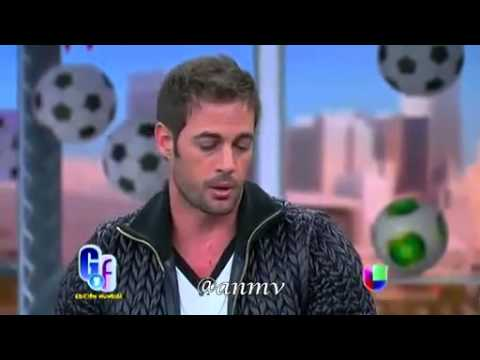 william Levy en El Gordo y El Flaca - 19/06/2014
