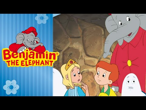 Benjamin the Elephant - The Little Ghosts FULL EPISODE