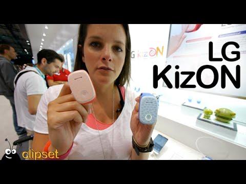 LG KizOn preview IFA Videorama