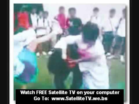 Video Pelajar Perempuan Ketengah Jaya Bergaduh Di Surau