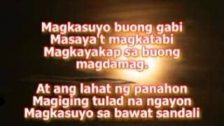 MAGKASUYO by Rodel Naval and ??