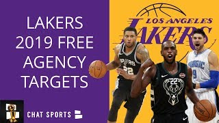 4 Veteran Free Agent Targets The Los Angeles Lakers Could Sign During 2019 NBA Free Agency