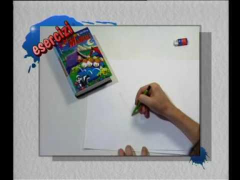 Video Corso di Fumetto Comico  lezione 2_Parte_3°