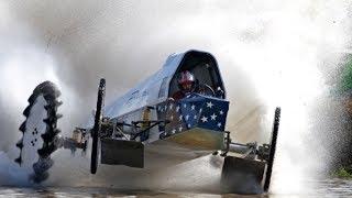 8 Weirdest Motorsports On the Planet