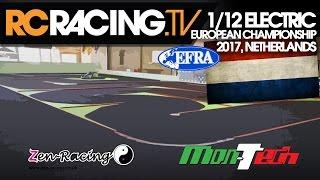 EFRA 1/12th Track Euros 2017 - Saturday Qualifying