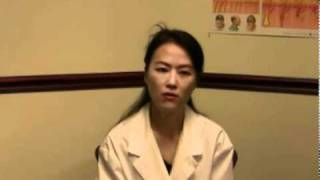 Dr. Irene Lin - Author of Taiwan's only Hair Restoration Surgery Book - HLCC Testimonial