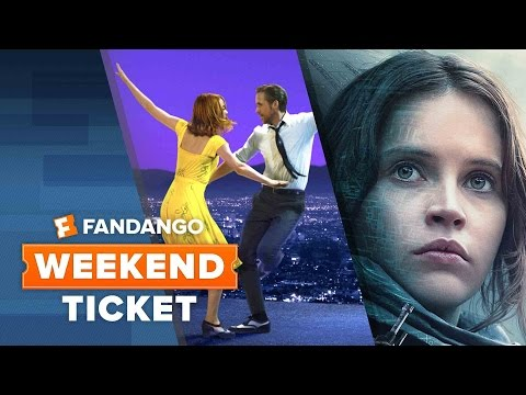 Rogue One: A Star Wars Story, Collateral Beauty, La La Land | Weekend Ticket