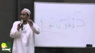 Tafsir Surat Ad Dhuha dan Al Insyirah oleh Ustad Adi Hidayat Lc MA