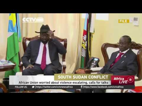 AU worried about rising South Sudan violence, calls for talks