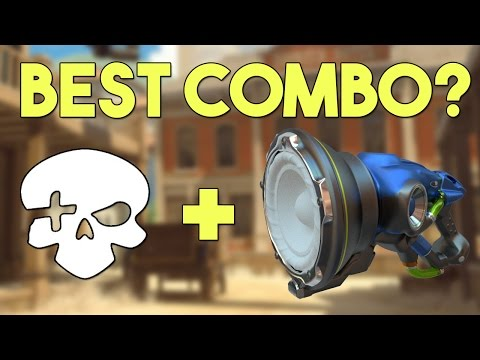 High Noon w/ Soundwave is The Best Combo Ever - Overwatch Funny Moments #33