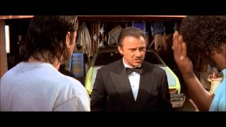I drive real fast - Winston Wolfe - Pulp Fiction