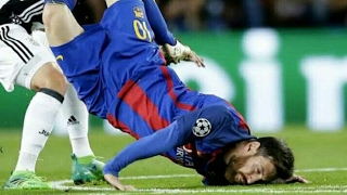 Messi / Shooting star meme- Barcelona vs Juventus