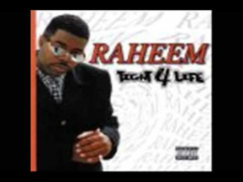 Raheem The Dream featuring singer Kashmere I wanna fxxk you