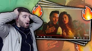 Download Lagu Luis Fonsi, Demi Lovato - Échame La Culpa (REACTION) Gratis STAFABAND