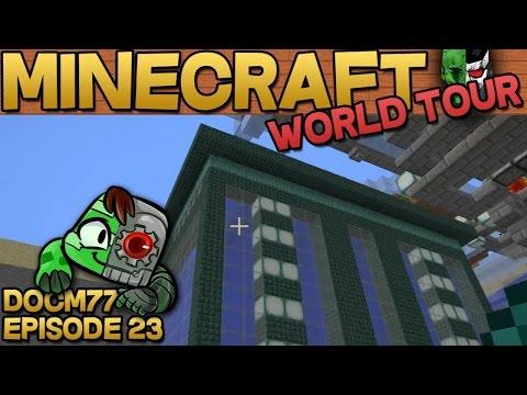 World Tour Week 2 — The Minecraft World Tour — S4E023 | Docm77