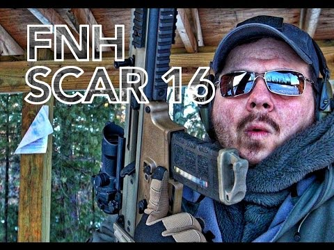 FNH SCAR 16 Review