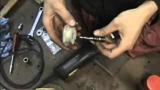 Angle Grinder And Its Bearings