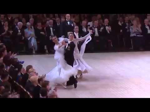 Professional Ballroom Blackpool Open British Championships 2014 video