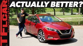 2020 Nissan Versa Review: Once The Most Affordable Car In America, Has Nissan Upped Their Game?