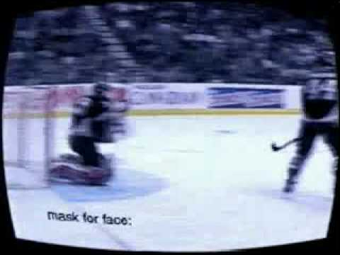 Dominik Hasek Commercial Video