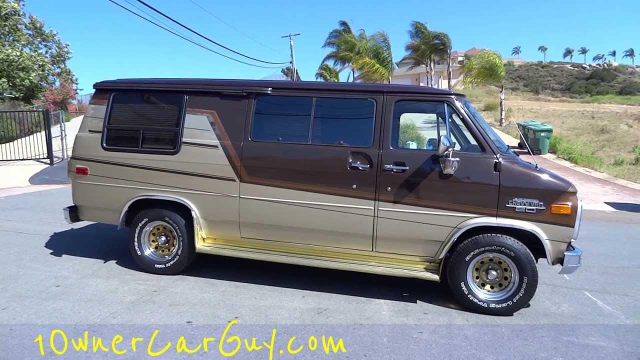 Used 1993 Chevrolet Chevy Van For Sale  CarGurus