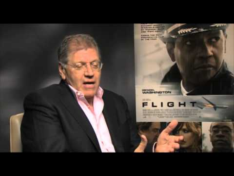 Robert Zemeckis - Director Of Flight, Back To The Future, Forrest Gump