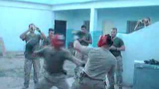 Marines vs Army Boxing: Part 2