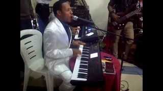 CHRIS MORGAN IN LIVE WORSHIP @SHELTER OF GLORY ABUJA