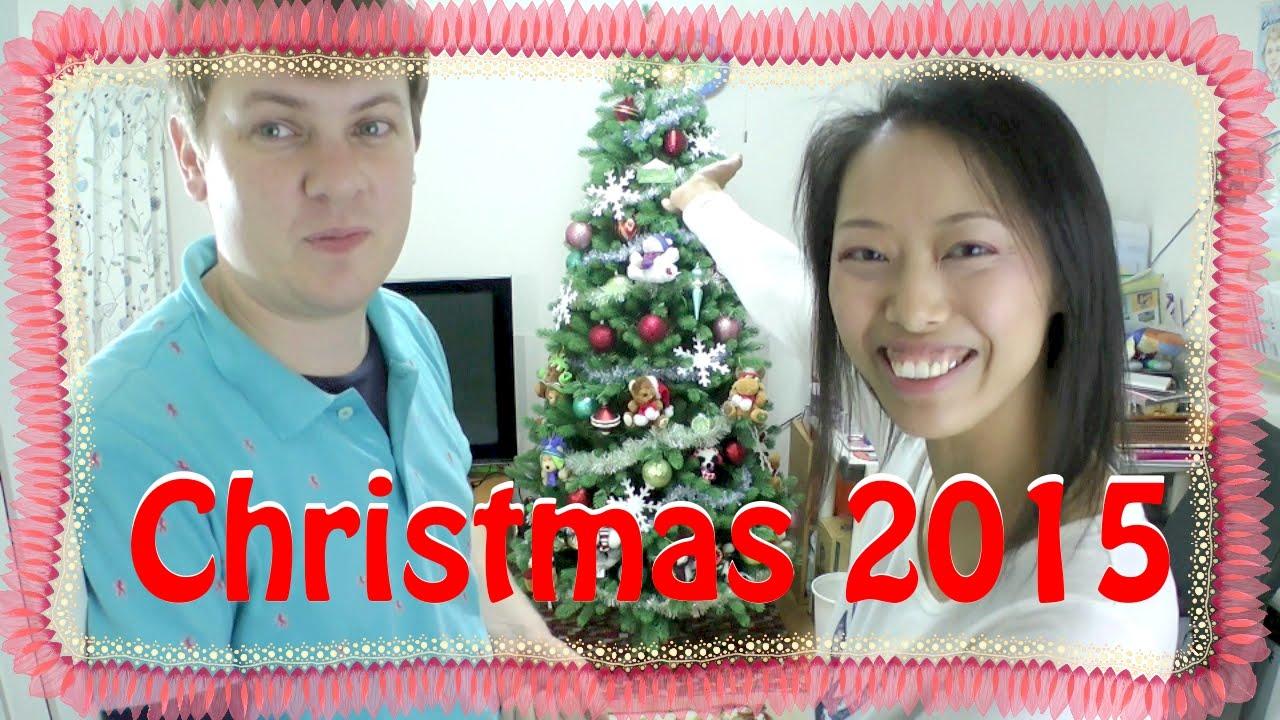 クリスマス ツリー 飾り 英語