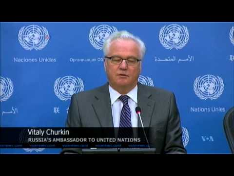 UN Security Council Meets On Ukraine