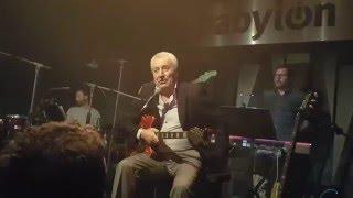 Mustafa Özkent Ve Belçika Orkestrası Üsküdara Giderken 09 03 2016 Babylon Bomonti