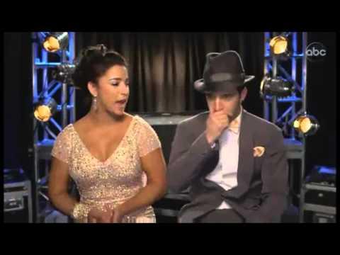 Alexandra Raisman & Mark Ballas - DWTS Confessionals