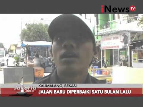 Waspada banjir, jalan penghubung rusak - Jakarta Today 10/02