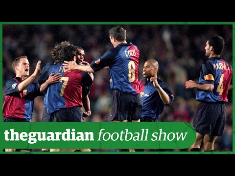 Was FC Barcelona 1999-00 the greatest footballing seminar? | Guardian Football Show