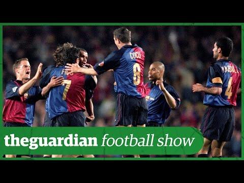 Was FC Barcelona 1999-00 the greatest footballing seminar? | Guardian Football Show