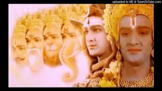 Shri Krishna Govinda Hare Murari Full Song Mahabharat Star Plus 360p   YouTube