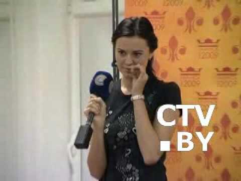 Мисс Минск - 2009. Кастинг. Разговор на испанском