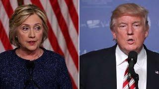 Clinton, Trump battle for Florida