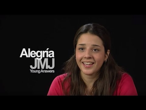 Alegría / Joy. Arguments JMJ Young Answers (6 de 8)