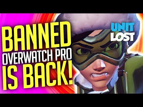 Overwatch  - BANNED Rank 1 Pro is BACK! - Dafran RETURNS!