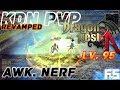 Dragon Nest PvP : Destroyer, Guardian, Flurry, Majesty, Raven, Arti, WW, SB,DS, SS, GL KOF 95 KDN