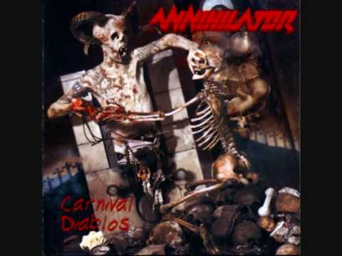 Annihilator - Time Bomb