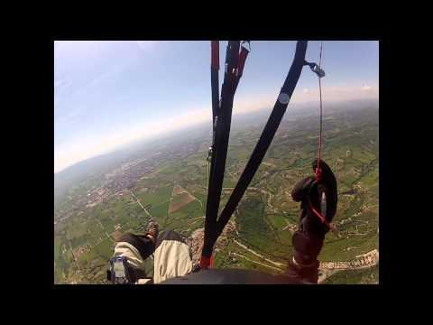 Volo sul Monte Subasio con tappa ad Assisi (12-05-2012)