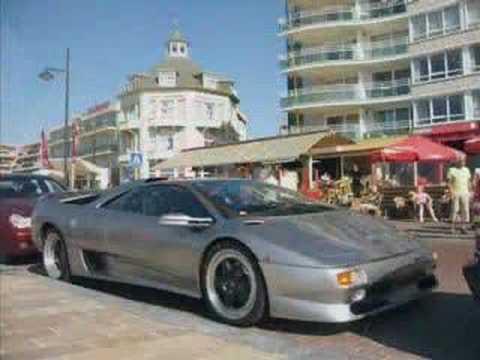 Lamborghini Diablo Sv 1998. Lamborghini Diablo SV