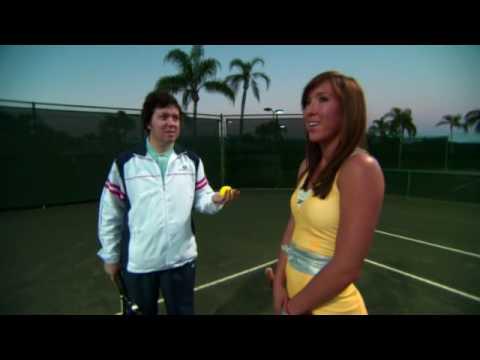 テニス Night in America -- Jエレナ ヤンコビッチ