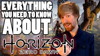 HORIZON ZERO DAWN BEGINNER'S GUIDE | EVERYTHING YOU NEED TO KNOW