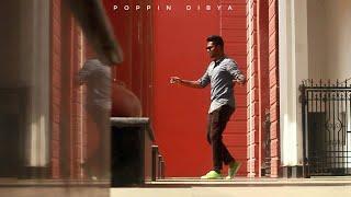 Idhar Chala || Koi Mil Gya || Poppin Dibya || Freestyle Popping